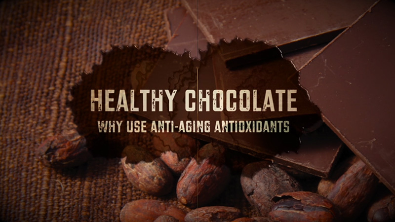 Evidence-Based Results with Healthy Chocolate