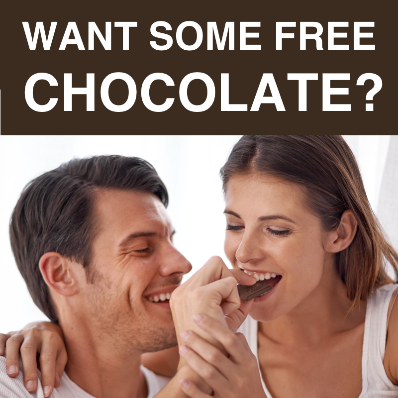 Click to order Free Healthy Chocolate Sample
